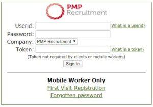PMP Payslip