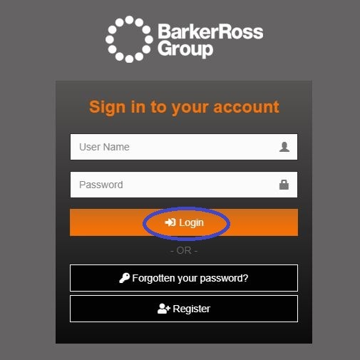 online.barkerross.co.uk payslips