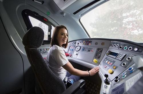 Train Driver Salary