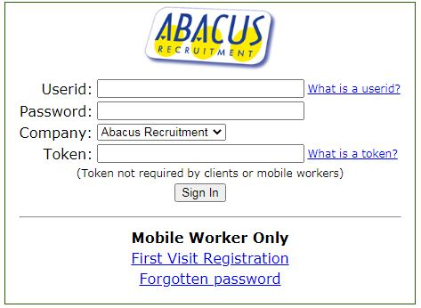 Abacus Payslips