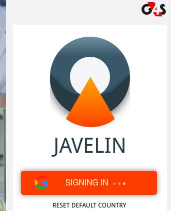 G4S Javelin