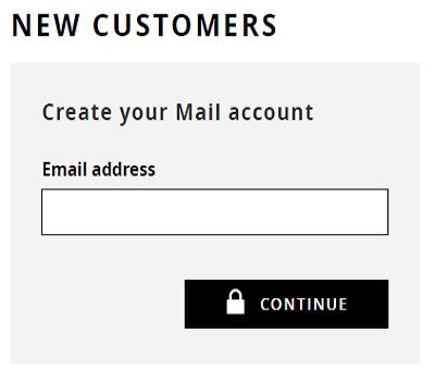 mail rewards numbers